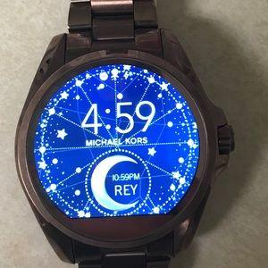 Michael Kors all access smart watch